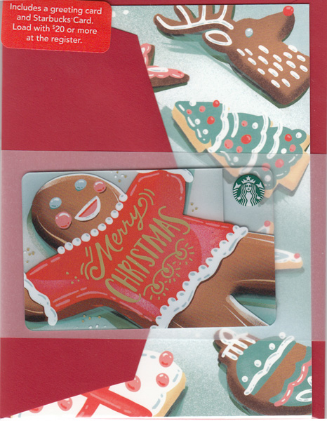 Merry Gingerbread Man Set