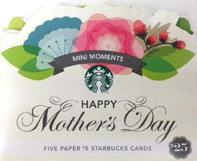 Mother's Day Mini Moments