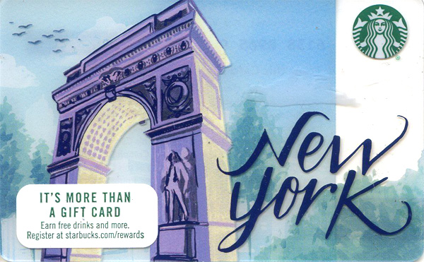 New York 2017 - Washington Square Arch