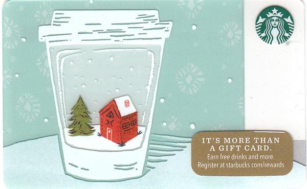 Snow Globe Cup