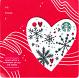 Christmas Heart Mini